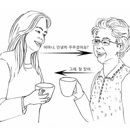 Respect et langage familier